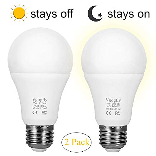 Dusk To Dawn Light Bulbs Outdoor