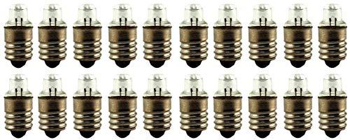Eiko - 222 Miniature Light Bulbs - Used with 2