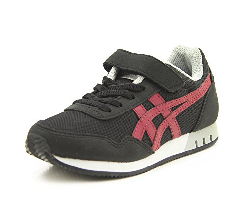 CURREO PS BLACK/BURGUNDY -31.5-