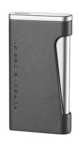 Porsche Design Alps Flat Torch Jet Flame Cigar Lighter (Grey)
