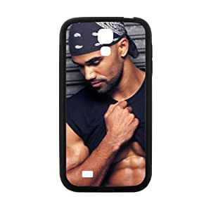 Happy Actor Shemar Franklin Moore Cell Phone Case for Samsung Galaxy S4