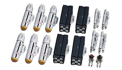 하세가와 마크로스 / 초 시공 요새 마크로스 사랑 기억하고 있습니까 VF-1 발키리 웨폰 세트 1/72 스케일 프라 모델 6