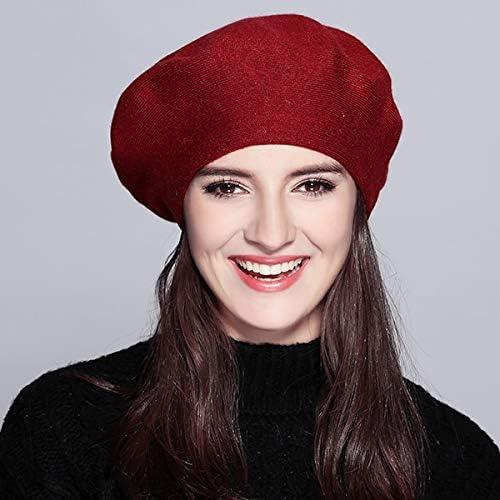 WSDMY Sombrero Gorra Hombres Boina Vogue para Invierno Sombreros ...