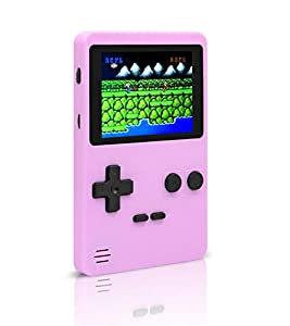 Hades Handheld Game Console,Portable Game Console Retro TV Gaming Built-in 200 Games 16 bits,2.8