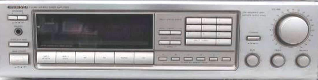 onkyo am/fmチューナー / レシーバー r-803 オリジナル布ダストカバー[プレゼント セット]   B07PYWDQ52