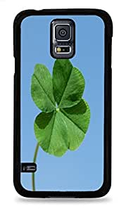 Lucky Four Leaf Clover Silicone Phone Case for Samsung Galaxy S5