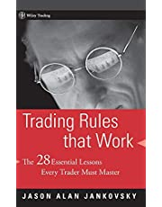 Trading Rules that Work: The 28 Essential Lessons Every Trader Must Master: 268