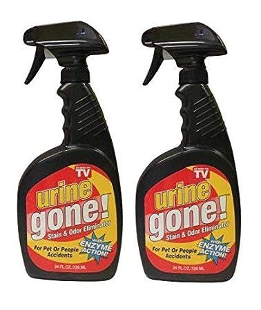 Amazon.com: Eliminador de manchas y olores de orina ...
