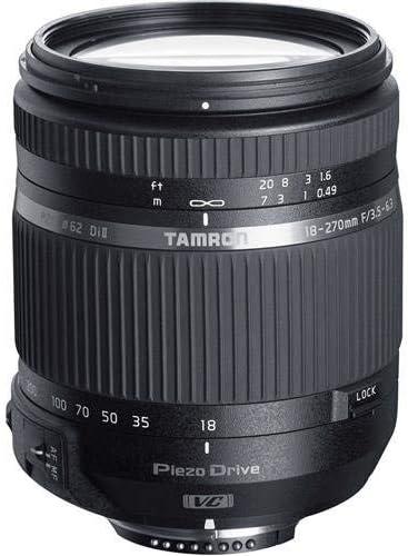 Tamron 18 270mm F 3 5 6 3 Di Ii Vc Pzd Ts For Nikon Camera Photo