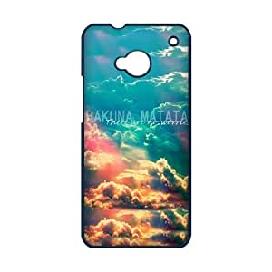 CASECOCO(TM) Hakuna Matata Series Case&Cover for HTC One M7 by mcsharks