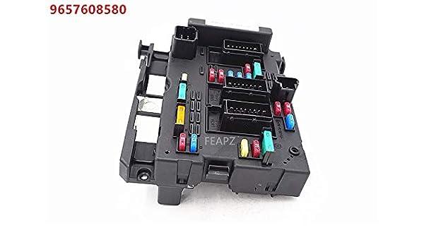 fuse box on a citroen xsara picasso fuse box unit assembly relay for citroen c3 c5 c8 xsara picasso  citroen c3 c5 c8 xsara picasso