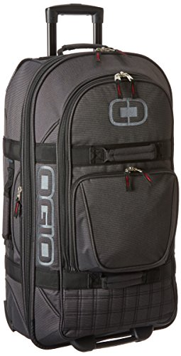 OGIO International Terminal, Black Pindot by OGIO