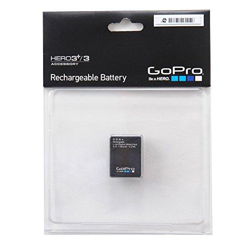 GoPro ウェアラブルカメラ HDリチウムイオンバッテリーHERO3/3+用 AHDBT-302