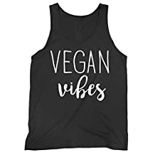 Vegan Vibes Tank Top - Gifts for Vegan - Vegeterian Shirt - Vegan Shirt