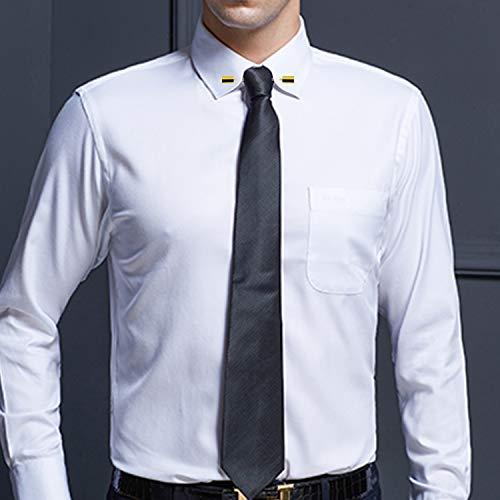 Vêtements Argent Accessoires Costume Chemise Hommes Pince Pour Cravate Epingle De mwn0vN8