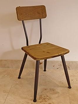 Retro Industrial Office Chair 3384 Amazon Co Uk Diy Tools