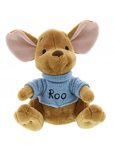 Kangaroo Plush Toy (Disney Parks Winnie the Pooh Baby Roo Kangaroo Plush Doll)