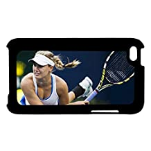 Printing Eugenie Bouchard For Touch 4 Apple Abstract Back Phone Covers For Girl Choose Design 1