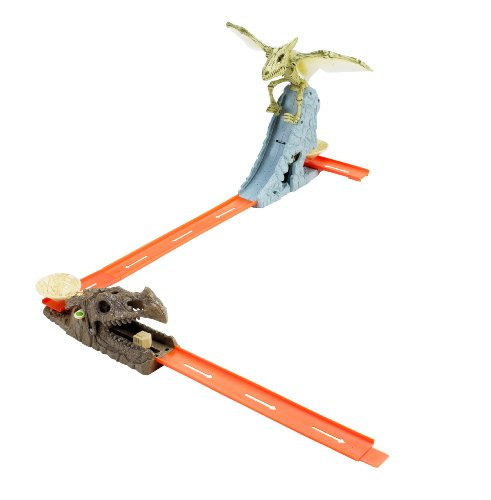 Hot Wheels Trick Tracks Dino Wing Drop