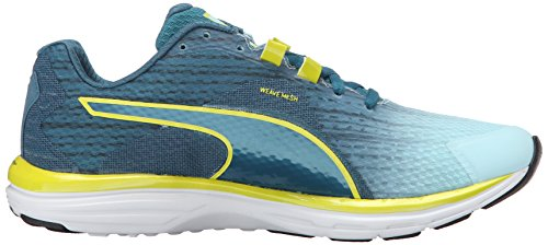 Zapatillas Para Correr Faas 500 V4 Para Mujer Puma Clearwater / Blue Coral / Sulphur Spring