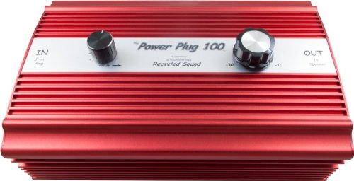Attenuator - Recycled Sound, Power Plug 100 by Recycled Sound