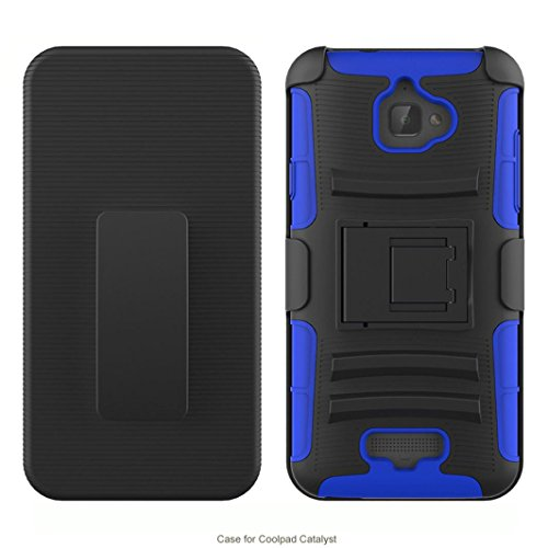 DDLBiz Shockproof Holster Coolpad Catalyst