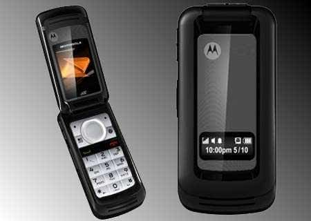 Motorola i410 Flip Phone Boost Mobile
