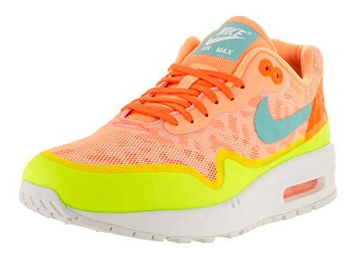 Nike 844982-800, Zapatillas de Deporte Mujer Naranja (Peach Cream / Hyper Turq-Total Orange)