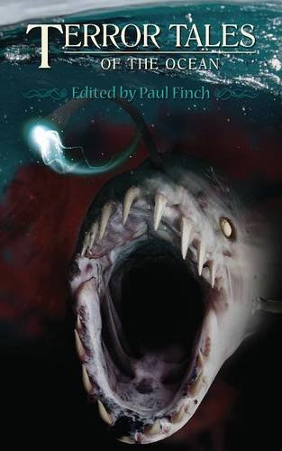 book cover of Terror Tales of the Ocean