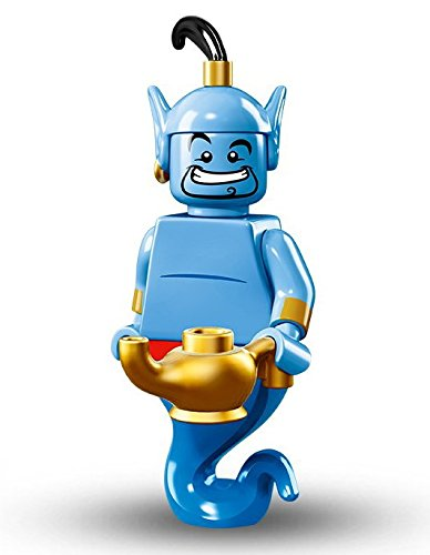 LEGO Disney Series Collectible Minifigure - Genie of the Lamp (71012)