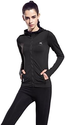パーカー レディース スポーツ ストレッチ フルジップ 長袖 吸汗速乾 UVカット トレーニングウェア ジャケット