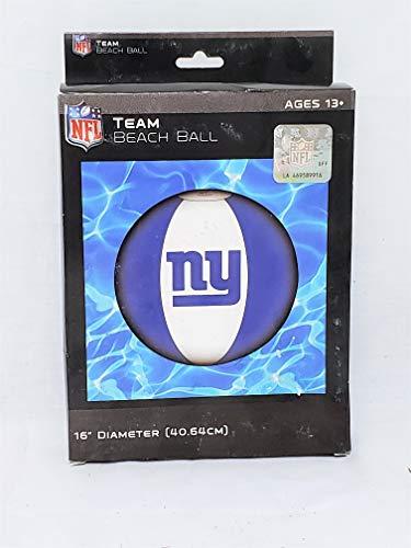 New York Giants Beach Ball - Mlb Team Beach Ball