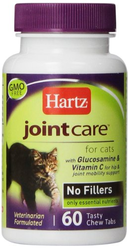 Hartz Joint Care for Cats,  60 chew tabs