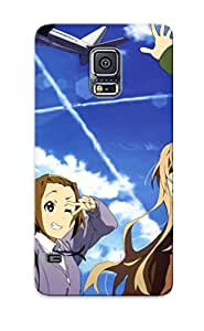 Exultantor High-end Case Cover Protector For Galaxy S5(anime K On)
