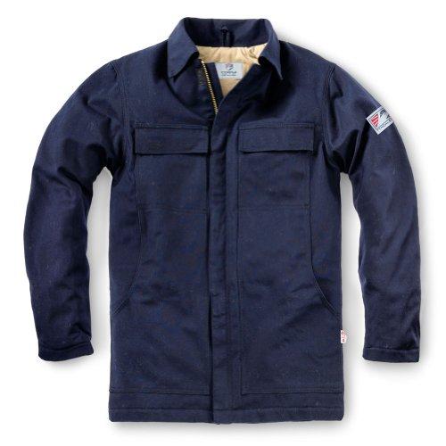 Zip Front Chore Coat - 3