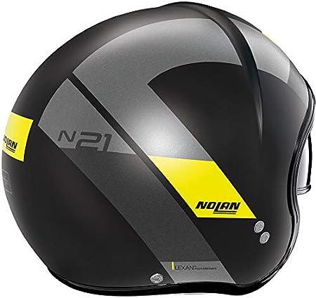 Nolan N21 Spheroid Casque jet