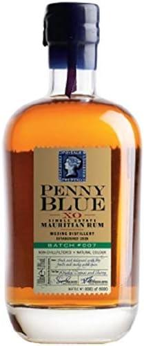 Penny Blue XO Batch # 005 Rum - 700 ml: Amazon.es ...