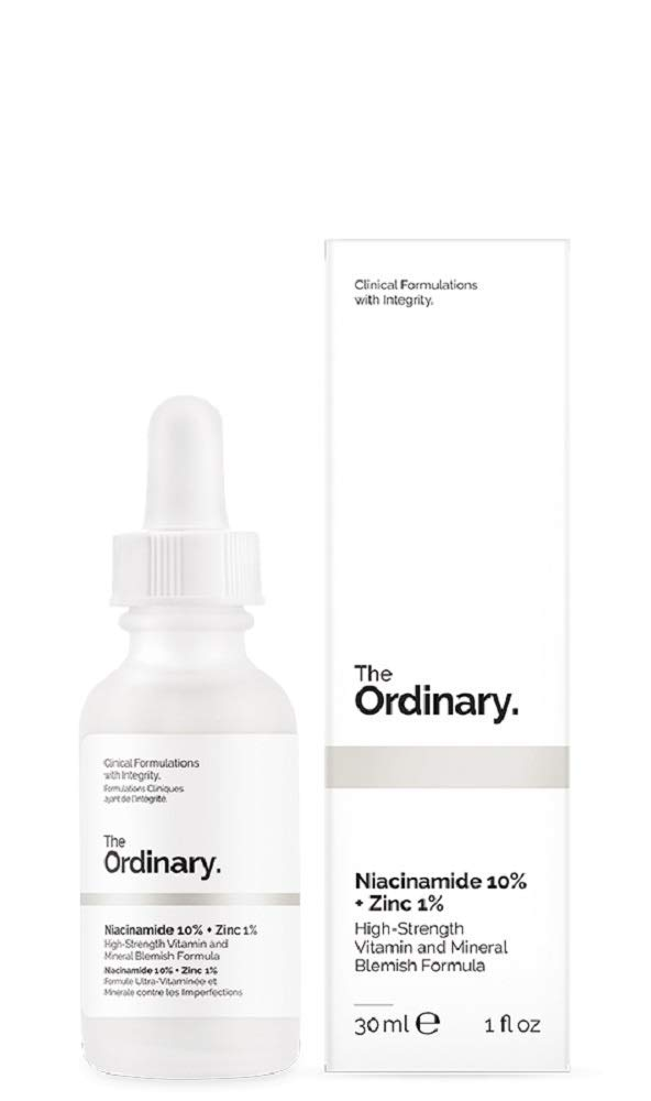 The Ordinary Niacinamide 10% + Zinc 1% 30ml by THE ORDINARY