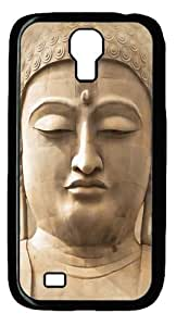 Cool Painting Samsung Galaxy I9500 Case,Buddha Portrait Custom PC Hard Case Cover for Samsung Galaxy S4/I9500