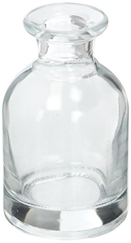 Paderno World Cuisine 41681-04 Glass Dash Bottle without Pourer, Clear