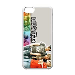 iPhone 5C Phone Case White Busted ZFC899255