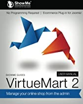 ShowMe Guides VirtueMart 2 User Manual