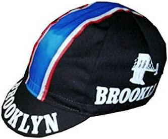 Apis Gorra Ciclismo Team Vintage Brooklyn Negro Cycling Cap Hot by ...