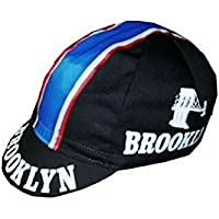 Apis Cappellino Ciclismo Team Vintage Brooklyn Nero Cycling cap HOSTED BY  PRO  Line 4a5c078eeb6b
