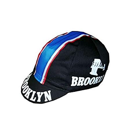 Apis Cappellino Ciclismo Team Vintage Brooklyn Nero Cycling cap HOSTED BY  PRO  Line a7703197f598