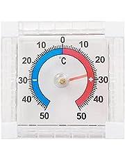 Thermohygrometer, analoog, voor binnen, hygrometer-thermometer, buitentemperatuurmonitor, airconditioning