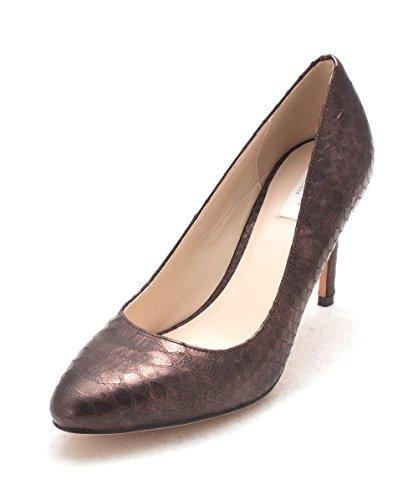Cole Haan Womens 13A4166P Closed Toe Classic Pumps Dark Copper OoPp4