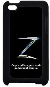 funda rigida Ipod Touch 4 4G sign and phone Sergent Garcia zorro