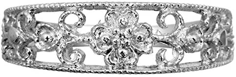 一粒 ダイヤモンド リング プラチナ Pt900 指輪 16号 ミル打ち 天然 ダイヤ 日本製