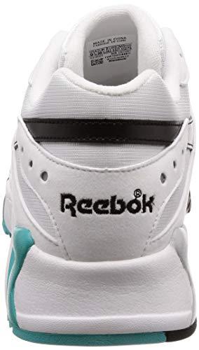 white solid Teal Aztrek Reebok Teal Og black 12 black wtEnS